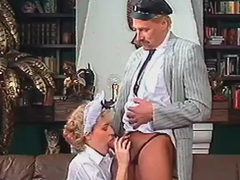 Retro sex blowjob 2