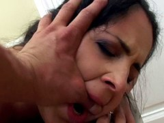 Hot Euro Slut Gets Double Penetrated In Best Threesome Of Her Life