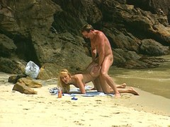 Laura Palmer in Beach Bums