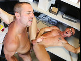 Fucking my colleauge in the office