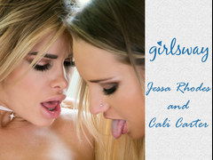 Real Girlfriends Jessa and Cali - GirlsWay